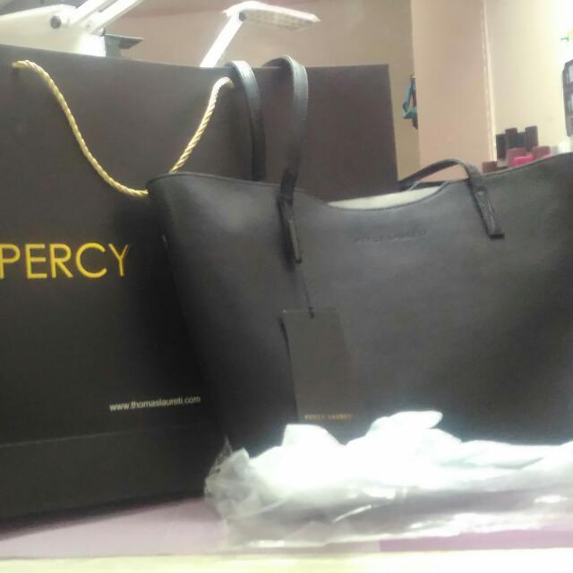 Percy Laureti 2in1 Tote Bag