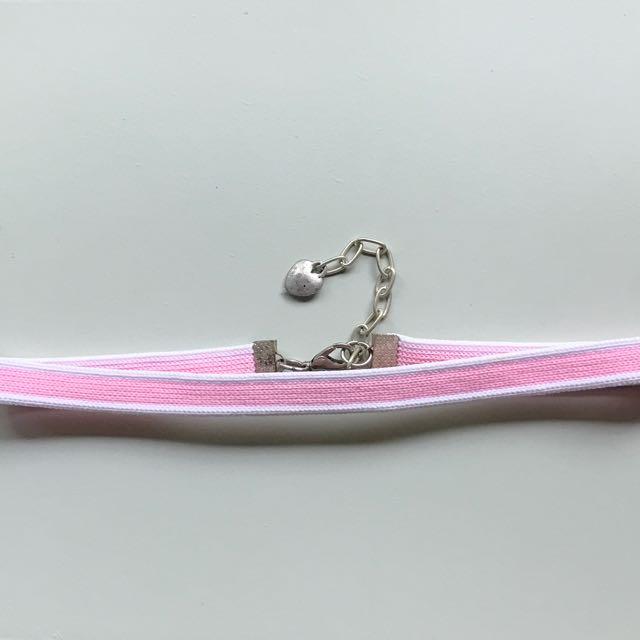 Pink Babygirl Choker