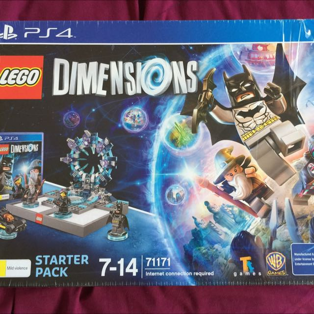 PlayStation 4 Lego Dimensions PS4