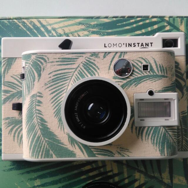 Polaroid - Lomo Instant Honolulu