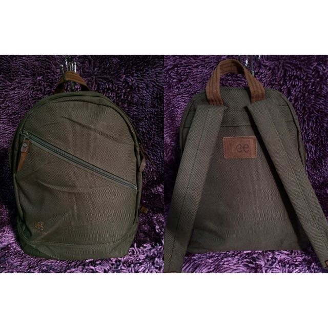 Preloved Ransel Lee