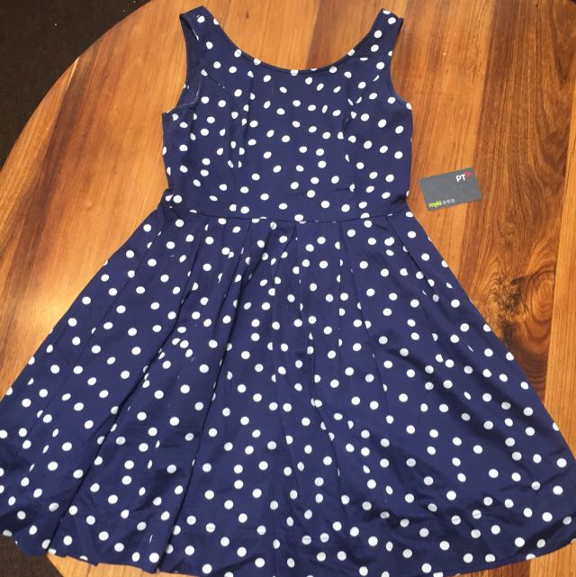 Princess Highway Polkadot Dress