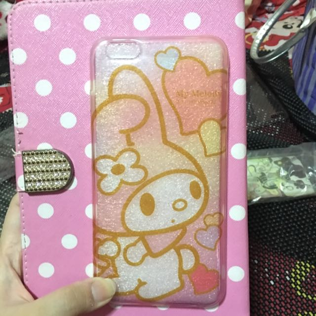 Softcase My Melody iPhone 6/6s Plus