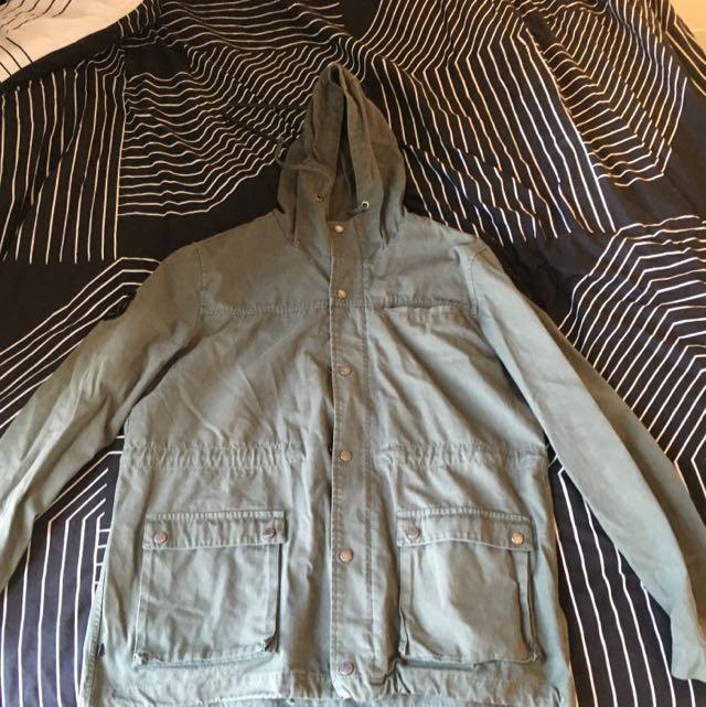 Stussy Khaki Jacket