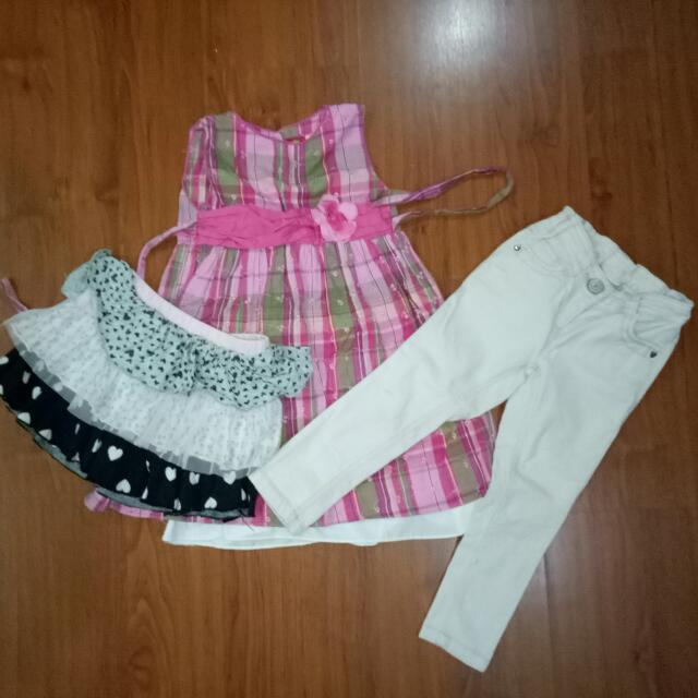 Throw Away Price!Take All Next Pants,Place And Juniors Dress