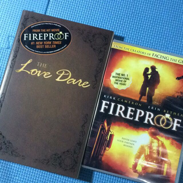 The Love Dare Book And DVD Set