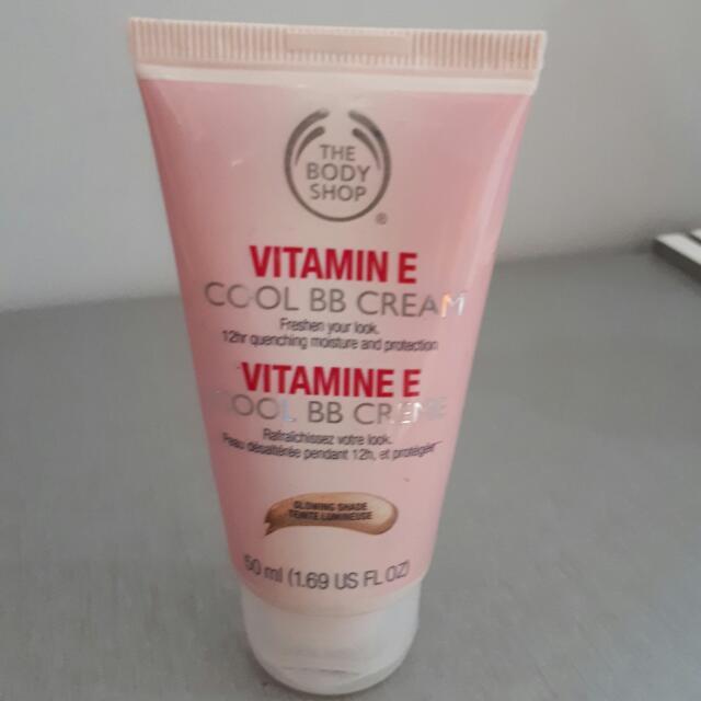 #TisGratis BB cream The Body Shop