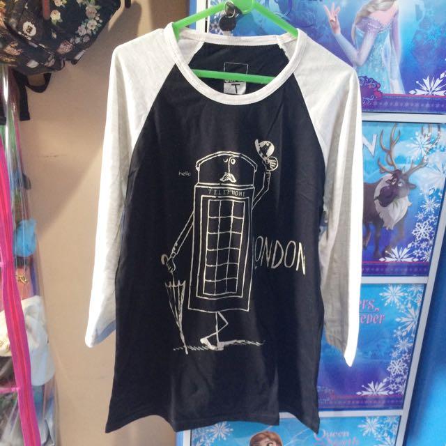 T-shirt - Baju Lengan Panjang