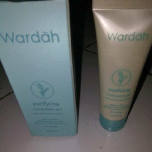 WARDAH PURIFYING GEL