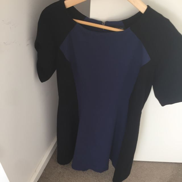 WORN ONCE TOPSHOP dress