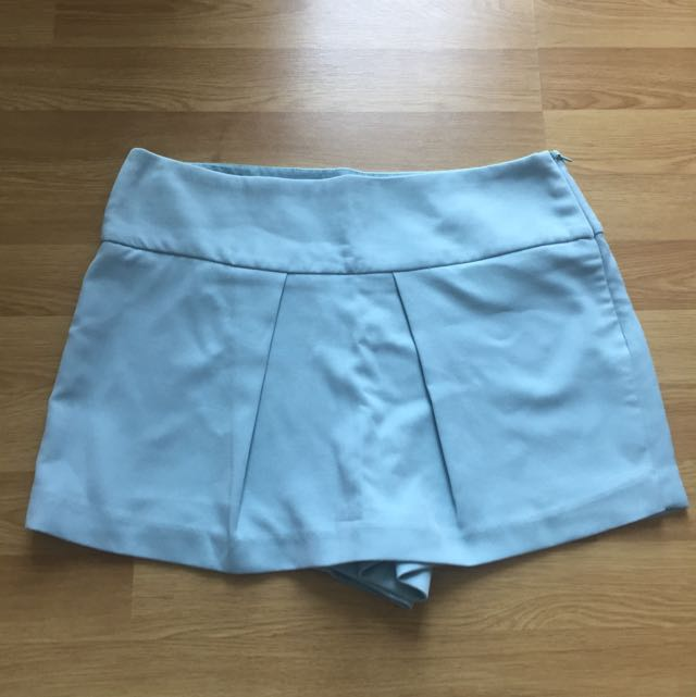 Zara Trf Skort Medium