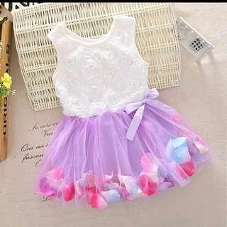 Petal Princess Dress