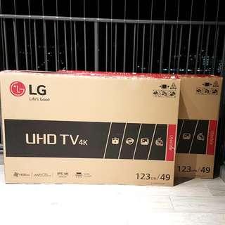 "Carton Box - 49"" TV Box"