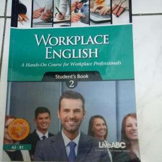 英文課本(關於職場應用)