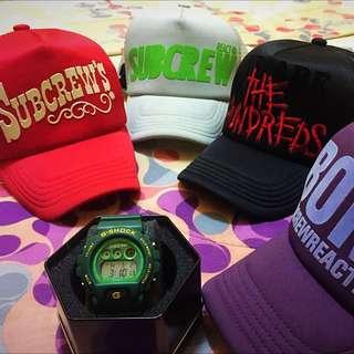 G-Shock Subcrew