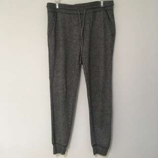 Salt & Pepper Skinny Sweat Pants