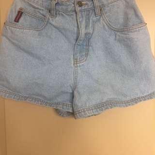 Nevada Vintage Jean Shorts