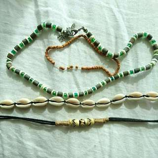 Various Beach-vibe Jewelry