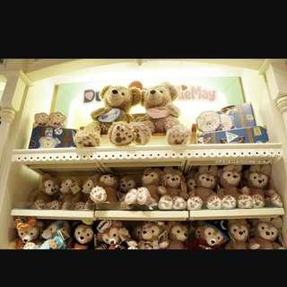 【本店周年大特價 限時優惠】期間限定價! 日本大熱 迪士尼樂園 可愛 Duffy 大公仔 70cm