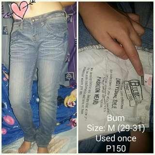 Bum Pants
