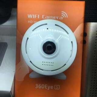 360 Eye HD Camera