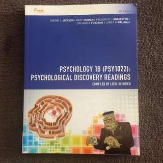 Psychological Discovery Readings