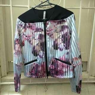 Bettina Liano Jacket Purple 8