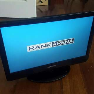 TV 54cm LCD TV With Dvd Player
