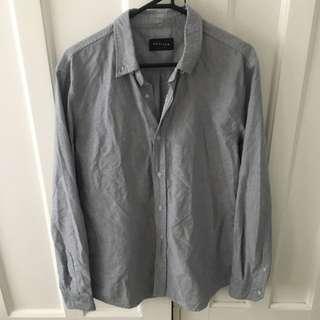 huffer men's dress shirt