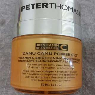 Peter Roth Thomas Camu Camu Power C 30 Brightening Moisturizer