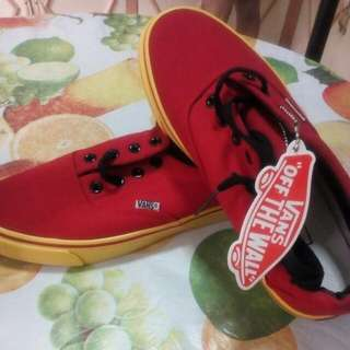 VANS Rubber shoes