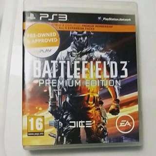 PS3 Battlefield 3 Premium edition