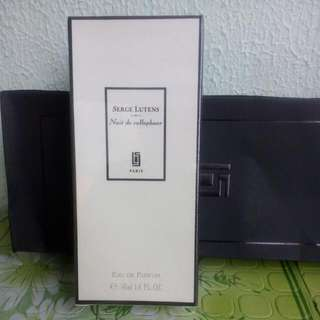 Sergeant Lutens (Nuit De Cellophane..Paris) Eau De Parfume..50 ml. 1.6FL.OZ.
