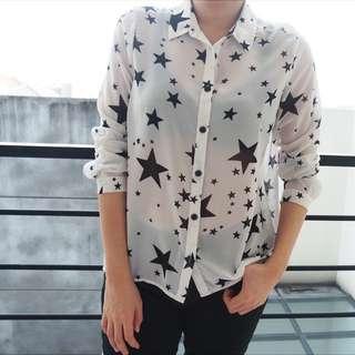 H&M Stars Shirt