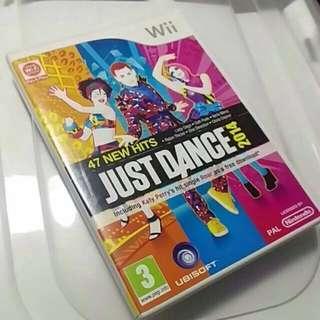 Wii Just Dance 2014