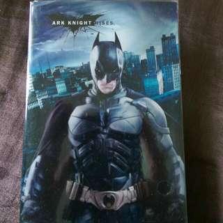 蝙蝠俠黑暗騎士7-11 icash悠遊卡空卡,未拆封