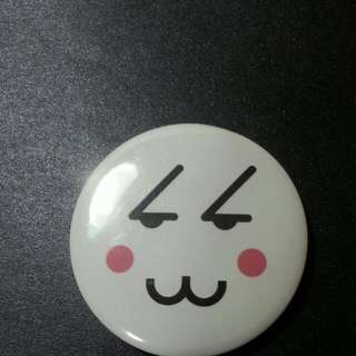 Japan Kawaii Emoji Badge
