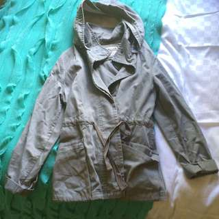 Billabong Khaki Jacket