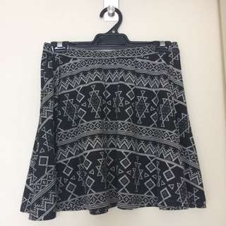 Billabong Skirt Size 12