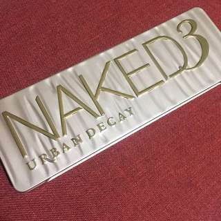 Urban Decay Naked 3 Pallette (Fake)