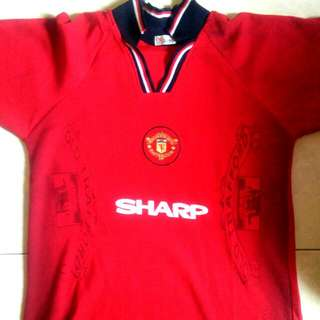 Shirt Sport Merah MU