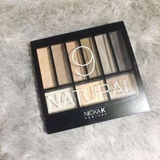 NICKAK Eyeshadow (Natural)