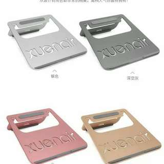 Notebook , Macbook Aluminium Stand Foldable Portable