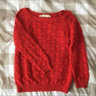 ZARA Knit Sweater (SMALL)