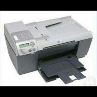 HP Officejet 5510 All-in-One Printer Fax Scanner Copier