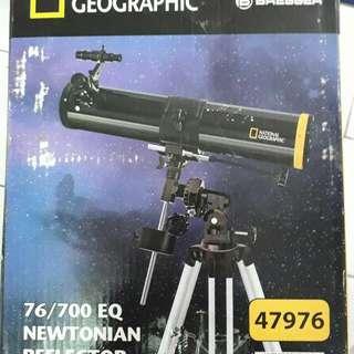 76/700 EQ Newton Reflector Telescope