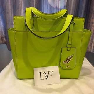 Authentic DVF Shoulder Bag.