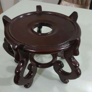 Antique Display Stand