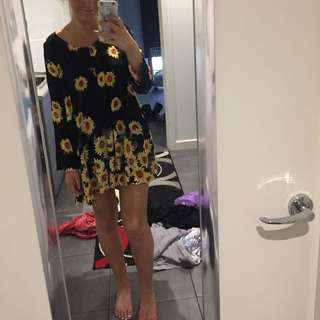 Sportsgirl Sunflower Dress