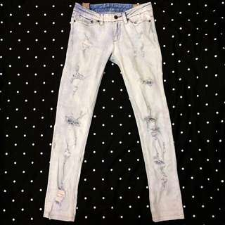 Insight Ripped Jeans